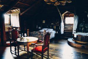 Palacio de Canedo, habitaciones que transmiten historia